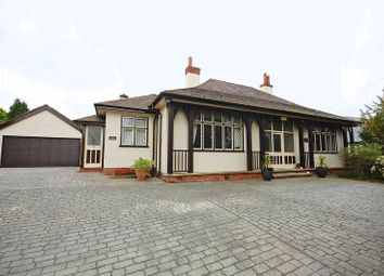 Thumbnail 4 bed detached bungalow for sale in Longhurst Lane, Mellor, Stockport