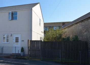 Thumbnail 2 bed semi-detached house for sale in Lafrowda Close, St. Just, Penzance