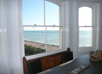 Thumbnail 3 bed flat to rent in Medina Terrace, Hove