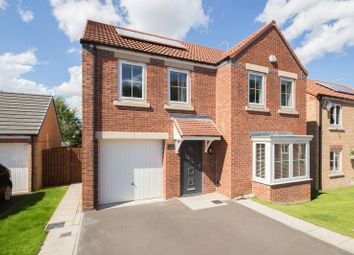 Thumbnail 4 bedroom detached house for sale in Crosswood Avenue, Normanby