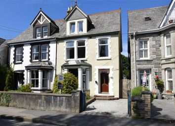 Thumbnail 4 bed semi-detached house to rent in Egloshayle Road, Wadebridge, Cornwall