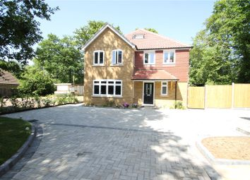 Thumbnail 5 bed detached house for sale in Lena Kennedy Gardens, View Road, Cliffe Woods, Rochester