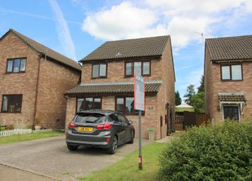 Thumbnail 3 bed detached house for sale in Davis Avenue, Bryncethin, Bridgend.