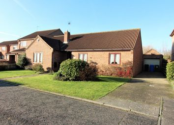 Thumbnail 3 bed detached bungalow for sale in Meadowsweet Close, Carlton Colville