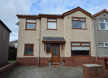 Thumbnail 3 bed semi-detached house to rent in Plymouth Street, Walney, Cumbria