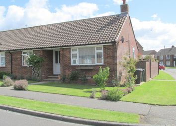 Thumbnail 2 bed bungalow for sale in Gilbert Road, Chichester, West Sussex