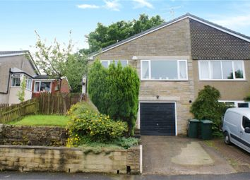 Thumbnail 3 bed semi-detached house for sale in Hillside Avenue, Oakworth