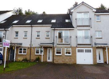 Thumbnail 4 bed town house for sale in Gullion Park, East Mains, East Kilbride