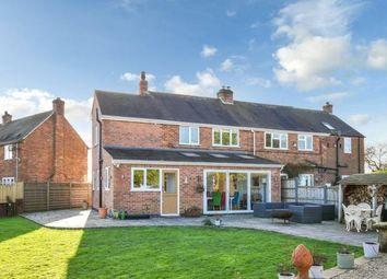 Thumbnail 3 bed semi-detached house for sale in Alkmonton, Ashbourne, Derbyshire