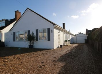Thumbnail 3 bed detached bungalow for sale in Admirals Road, Locks Heath, Southampton
