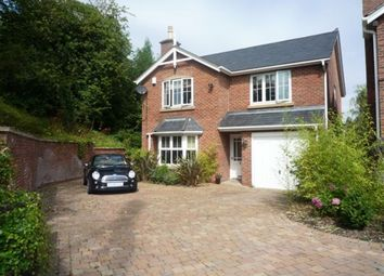 Thumbnail 4 bed detached house to rent in Hylton Drive, Cheadle Hulme, Cheadle