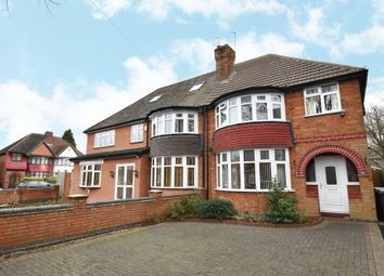Thumbnail 3 bed semi-detached house for sale in Woodford Green Road, Birmingham