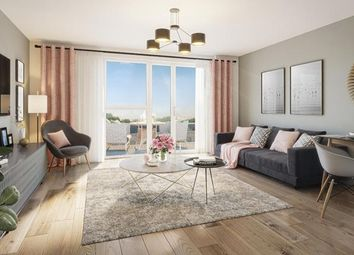Thumbnail 3 bed flat for sale in Brand New Development, Chamberlain Court, Upton Gardens, Upton Park, Eastham, London