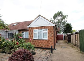 Thumbnail 2 bed semi-detached bungalow for sale in Prestwood Drive, Benfleet