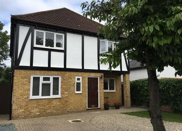 Thumbnail 4 bedroom detached house for sale in Carbis Close, North Chingford, London