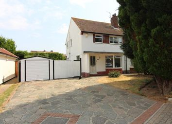 Thumbnail 3 bed semi-detached house for sale in Lapworth Close, Orpington, Kent