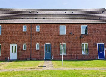 Thumbnail 3 bed terraced house for sale in Bridgeside Close, Brownhills, Walsall