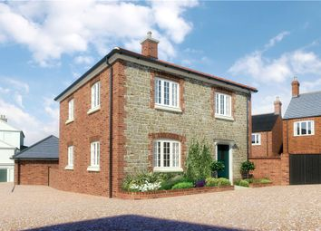 Thumbnail 3 bed detached house for sale in Shuffling Furlong, Poundbury, Dorchester