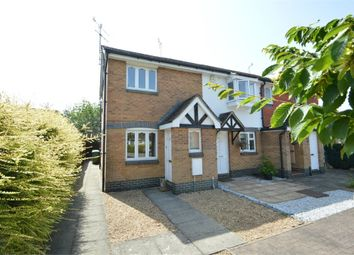 Thumbnail 1 bed semi-detached house for sale in Eyston Drive, Weybridge, Surrey
