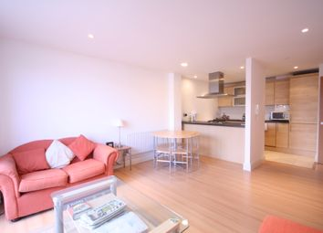 Thumbnail 1 bed flat to rent in Westferry Road, Docklands