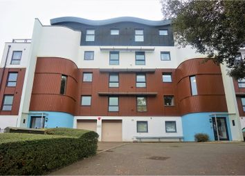Thumbnail 2 bedroom flat for sale in Explorer Court, Plymouth