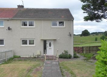 Thumbnail 3 bed semi-detached house for sale in Henderson Drive, Muirkirk, Cumnock