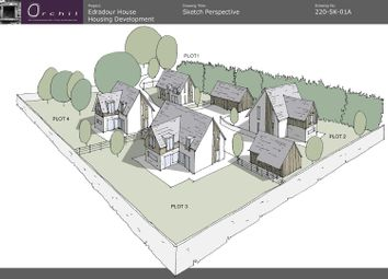 Thumbnail Land for sale in Edradour House, Pitlochry