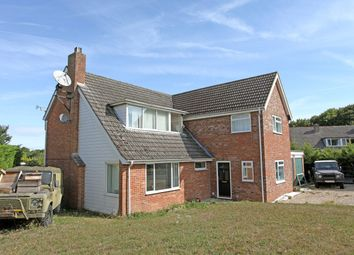Thumbnail 4 bed detached house for sale in Halcyon Drive, Test Valley, Hampshire