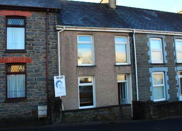 Thumbnail 2 bed terraced house to rent in Treherbert Street, Cwmann, Lampeter