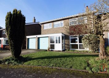 Thumbnail 4 bed detached house for sale in Days Green, Capel St. Mary, Ipswich