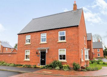 Thumbnail 4 bed detached house for sale in Pickerings Avenue, Measham