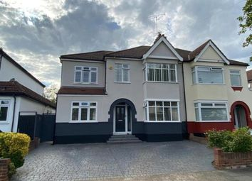 Highfield Road, Hornchurch RM12. 4 bed semi-detached house