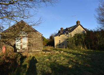 Thumbnail 4 bed farm for sale in Bethania, Llanon