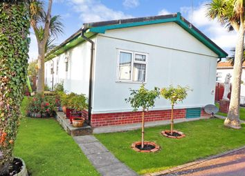 Thumbnail 2 bed mobile/park home for sale in Monkton Street, Monkton, Ramsgate, Kent