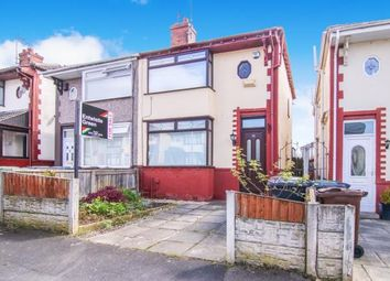 Thumbnail 3 bed semi-detached house for sale in Ascot Avenue, Litherland, Liverpool, Merseyside