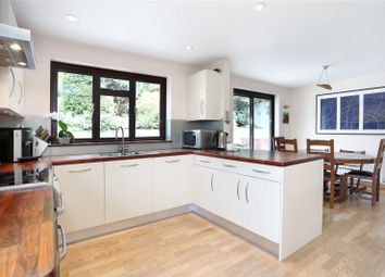 Thumbnail 3 bedroom detached house for sale in Spring Lane, Farnham, Surrey