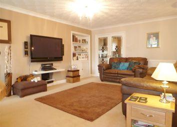Thumbnail 4 bedroom detached bungalow for sale in Stonepit Drive, Cottingham, Market Harborough