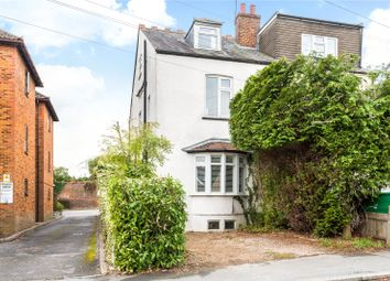 Thumbnail 4 bed semi-detached house for sale in Earlswood Road, Redhill, Surrey