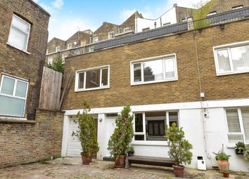 Thumbnail 4 bedroom town house for sale in Queens Mews W2,