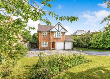 Thumbnail 4 bed detached house for sale in Upper Northam Close, Hedge End, Southampton