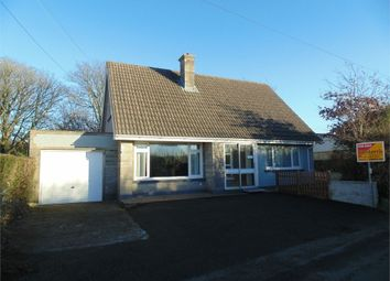 Thumbnail 3 bed detached bungalow for sale in 13 New Wells Road, Hill Mountain, Sardis, Pembrokeshire