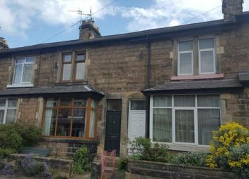 Thumbnail 3 bed terraced house for sale in Skipton Street, Harrogate, North Yorkshire