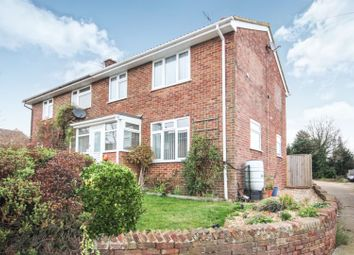 Thumbnail 3 bed semi-detached house for sale in Westside, Dover