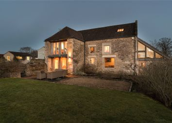 Thumbnail 5 bed barn conversion for sale in Church Lane, Wingfield, Wiltshire