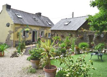 Thumbnail 3 bed detached house for sale in 29246 Poullaouen, Brittany, France