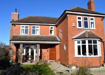 Thumbnail 4 bed detached house for sale in Bigby High Road, Brigg