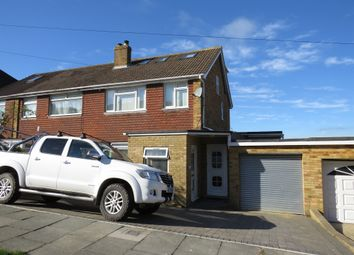 Thumbnail 3 bed semi-detached house for sale in Honey Croft, Hove