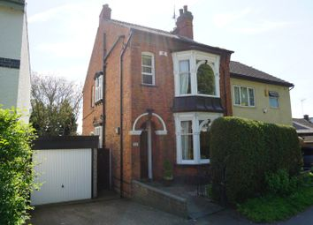 Thumbnail 4 bed semi-detached house for sale in Humberstone Lane, Leicester