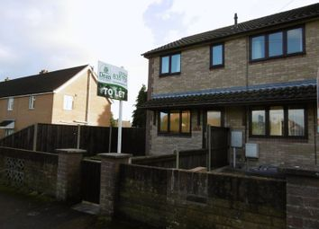 Thumbnail 2 bed semi-detached house to rent in Coverham Road, Berry Hill, Coleford