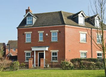 Thumbnail 5 bed semi-detached house for sale in Agincourt Road, Lichfield